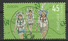 CEPT 2007-Boy Scout/BRD MiNr 2600 o