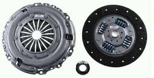 Peugeot 206 207 307 1.6 Hdi Clutch Kit 3 piece suits Dual Mass Flywheel Models