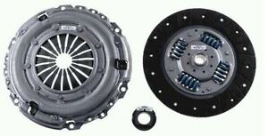for Peugeot 206 207 307 1.6 diesel Clutch Kit 9HY 9HZ Dual Mass Flywheel Models
