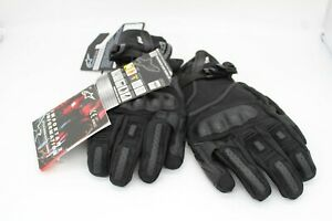 Alpinestars Apex Drystar Gloves Motorcycle Textile Waterproof Touch Screen