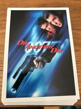 James Bond Archives Final Edition Complete Base Set 83 Cards - Die Another Day