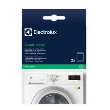 Electrolux detergente sgrassante anti muffa Super Clean pulizia lavatrice