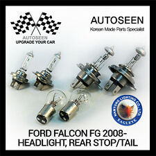 FORD FALCON FG 2008- CAR HEADLIGHT REAR STOP/TAIL GLOBE BULB LAMP