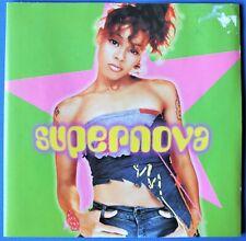 LISA LEFT EYE LOPES SUPERNOVA CD ALBUM. UK DISPATCH.