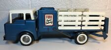 Vintage Nylint Ford Rapid Delivery Truck Pressed Steel Toy Lift Gate Stake