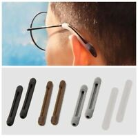 Skid Eyeglass For Glasses Accessories Silicone Hook Anti- Slip glasses sleeve