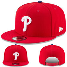 New Era Philadelphia Phillies Classic Snapback Hat Official MLB Basic Adjustable