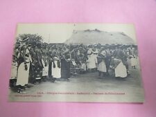 8811 AFRIQUE OCCIDENTALE DAHOMEY DANSES DE FETICHEUSES COLONIES FRANCAISES