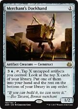 Merchant's Dockhand NM/M IN HAND Free Ship MTG Ship US Only