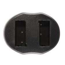 USB Dual Battery Charger Akku Ladegerät Für MH-23 EN-EL9 a Nikon D3000 D5000 D60