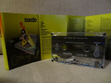 SUEDE Coming Up / 1996 / MC, CASSETTE ( EX ) Nude Records ‎