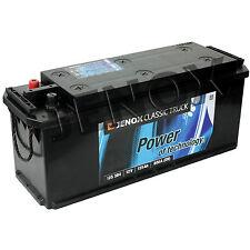 Jenox Classic 12V 125Ah 800 A/EN Autobatterie LKW Batterie ersetzt 110Ah 130Ah