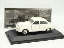 Schuco 1/43 - BMW 501 Blanche