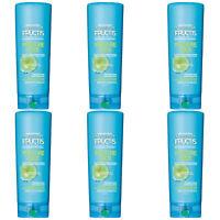 (6 Pack) NEW Garnier Hair Care Fructis Moisture Lock Conditioner, 12 Fluid Ounce