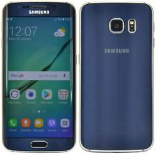 SAMSUNG Galaxy S6 bordo LTE 4G Sbloccato Smartphone Android 32GB 16MP Nero