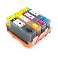 Refillable Ink Cartridge for HP 934 935 Officejet Pro 6230 6830 6835 CISS