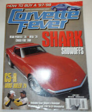 Corvette Fever Magazine Shark Showoffs & C5-R Wins Rolex 24 June 2001 030215r
