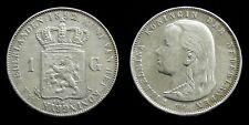 Netherlands - 1 Gulden 1892 Zeer Fraai