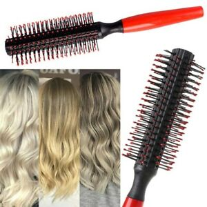 Women Hair Handle Brush Roller Comb Salon Barbers Hairdressing Styling Combs