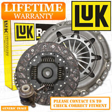 VW PASSAT 2.0 TDi Clutch Kit 3pc 140 06/08- CBAB CFFB for LuK Flywheel