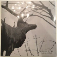 Agalloch - The Mantle Limited Edition 2x Clear Vinyl LP Sealed MINT