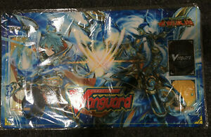 CardFight Vanguard Legion of Dragons & Blades Sneak Preview Playmat Mouse Pad