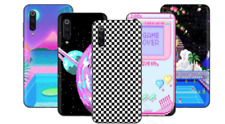 Art Pixel Aesthetic Case For Samsung A10 A30 A40 A50 A70 M10 M20 M30 Note 10