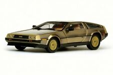 1981 DE LOREAN DMC-12 COUPE SUN STAR 2702 1/18 DIECAST CAR