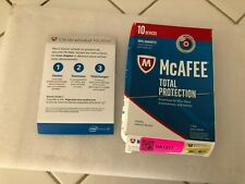 McAfee 2017 Total Protection - 10 Device
