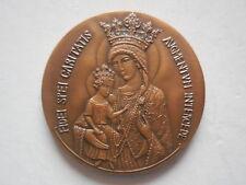 Medaglia 5 centenario madonna Grazie Udine 1979 Incisore Veroi 50mm