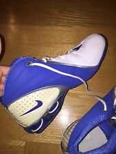 Blue And White Nike Shox Pre Owned Shoes Men's 13 2005