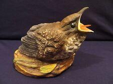 Boehm Hungry Bird Figurine