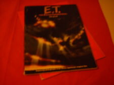 E.T. THE EXTRA - TERRESTIAL STOYBOOK