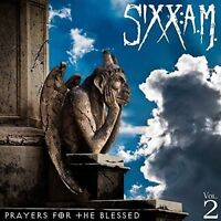 Prayers For The Blessed von Sixx:A.M. (2016),Vol.2,CD,Hardrock,Neuwertig,Top!
