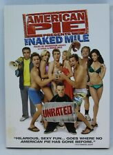 American Pie : The naked mile - DVD with slipcover