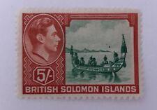 British Solomon Islands Sg 71 U/M Cat £32