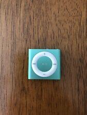 Apple iPod Shuffle 4th Generation 2gb Green