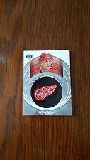 2003-04 Trilogy Steve Yzerman Crest of Honor Detriot Red Wings Book Value $30USD