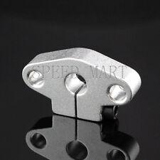 Shf8 8mm Aluminum Rod Holder Linear Rail Shaft Guide Support Cnc Mill Bearing