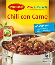 10 x MAGGI for Chili con Carne  NEW from Germany FREE SHIPPING !