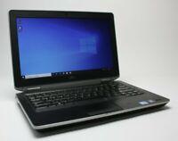 """Dell Latitude e6330 13.3"""" i5-3320m 2.6GHz 8GB Ram 256GB SSD Webcam Win 10 Pro"""