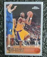 1996-97 Topps #138 Kobe Bryant ROOKIE Los Angeles Lakers LOT SEE BELOW RP
