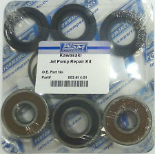 Kawasaki Ultra 260X 300X STX-15F LX Jet Pump Rebuild Repair Kit Bearing Seal