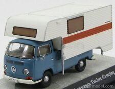 Artículos de automodelismo y aeromodelismo color principal azul escala 1:43 VW