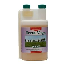 CANNA TERRA VEGA 1LT FERTILIZZANTE VEGETATIVA GROW FERTILIZER INDOOR OUTDOOR