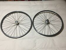 White Industries Hub/Mavic 117 CD SUP/Union Ti-Dye Titanium Spoke Wheelset Klein
