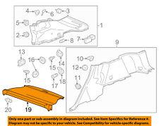 Cadillac GM OEM 14-15 SRX Interior-Luggage Cover 22984202
