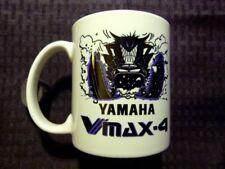 Reproduction Vintage Yamaha VMAX-4 Monster Purple Logo Coffee Mug