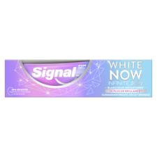 SIGNAL Dentifrice White Now Infinite Shine 75ml * 8717163738085