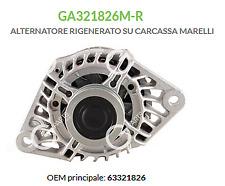 ALTERNATORE ALFA ROMEO 147 1.9 JTD 63321826 FIAT PUNTO 1.9 JTD DAN501